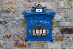 Briefkasten - Keine Werbung